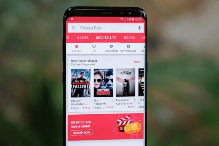 نمایش روند صعودی و نزولی اپلیکیشن ها در گوگل پلی