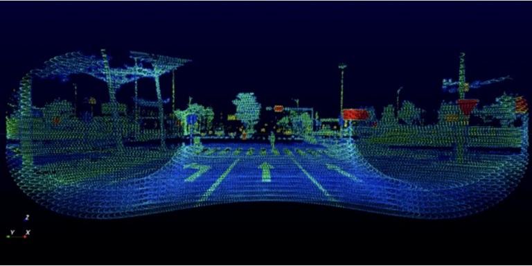 DJI در زمینه فناوری اتومبیل های هوشمند خودران کار میکند