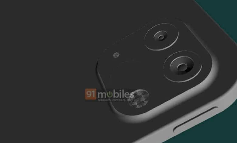طراحی احتمالی آیپد پرو ۱۲.۹ اینچی ۲۰۲۱ لو رفت