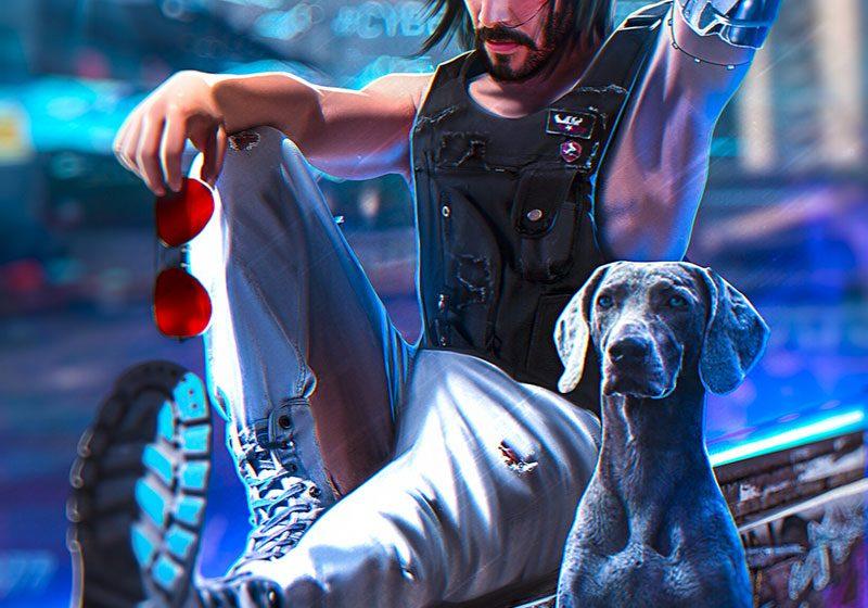 دانلود بازی Cyberpunk 2077 برای PS4 + آپدیت ها