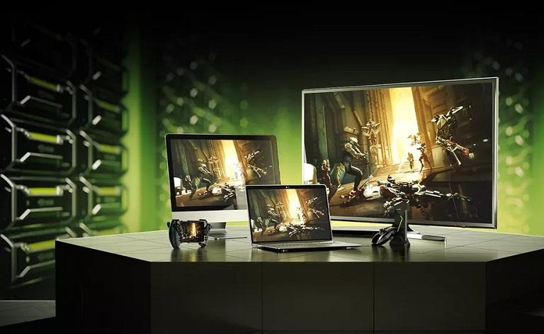 عرضه GeForce Now برای کروم و مک M1