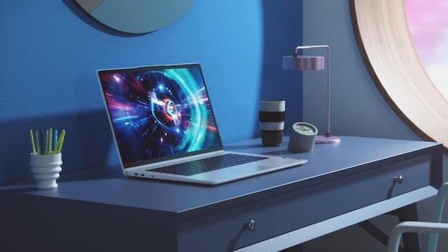 CES 2021 | قابلیت جدید لپتاپهای لنوو برای تبدیل نمایشگر به اکو شو