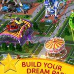 دانلود بازی RollerCoaster Tycoon Touch برای اندروید