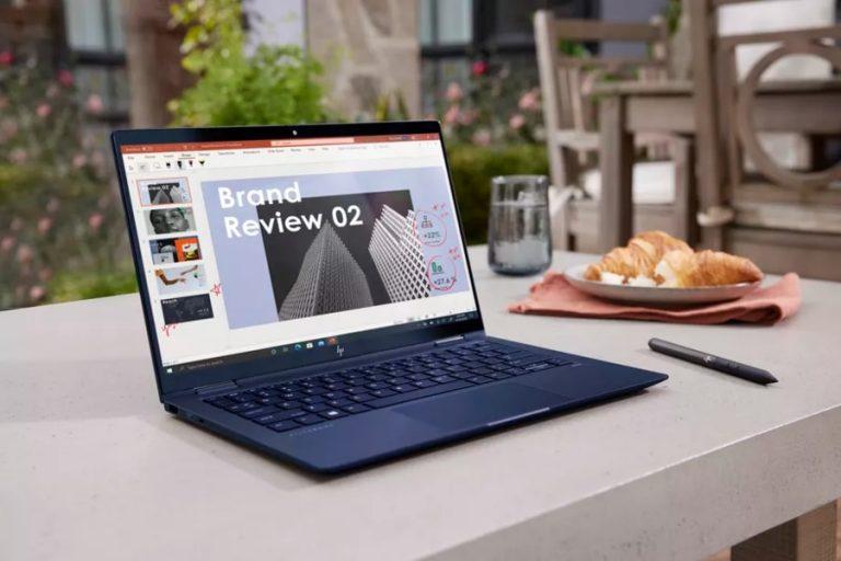 CES: لپتاپهای دراگونفلای جدید HP معرفی شدند