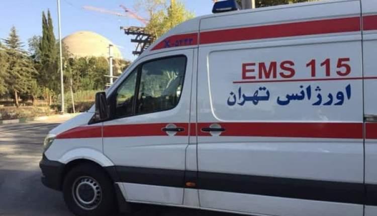 استقرار ۱۲ دستگاه آمبولانس در میادین اصلی و پرتردد پایتخت