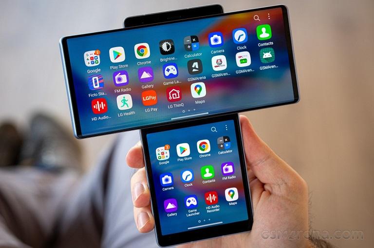 گزارش مالی سال ۲۰۲۰ الجی نشان میدهد که بخش موبایل این شرکت هنوز با ضرر مواجه است