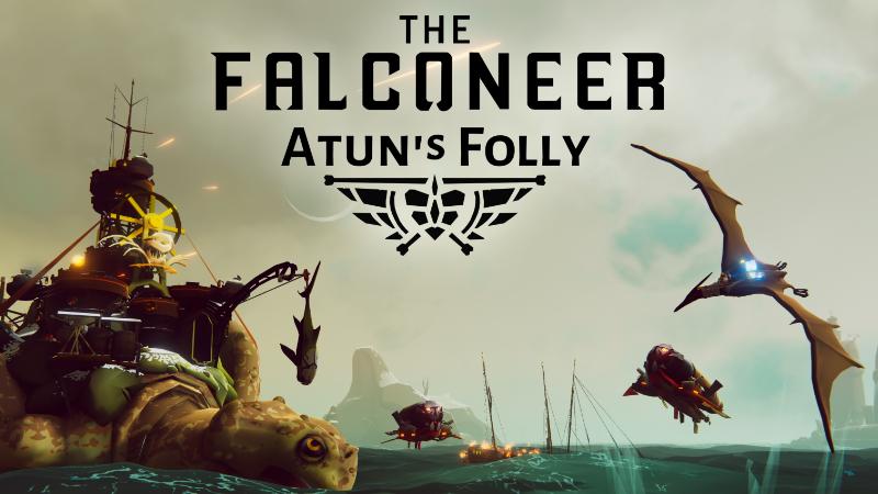 دانلود بازی The Falconeer Atuns Folly برای PC