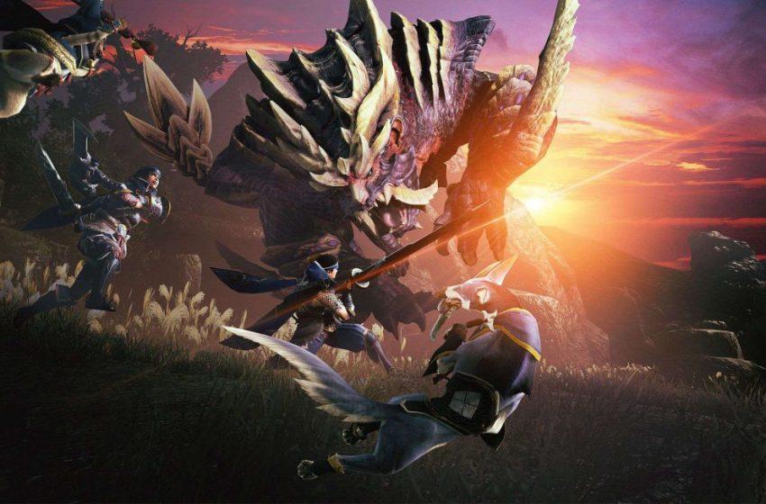 فروش عالی بازی Monster Hunter Rise در سه روز اول عرضه