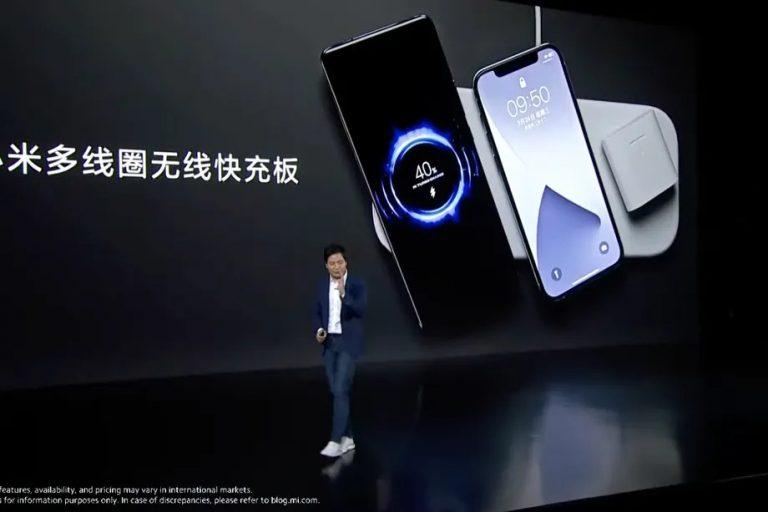 شیائومی پد شارژر بیسیم جدید خود را معرفی کرد