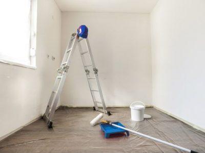 روش جدید برای انجام کارهای منزل! از نقاشی ساختمان تا کابینت